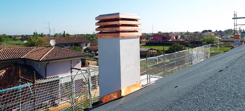 Canne fumarie inutilizzata camini stufe forli cesena - Stufe a pellet installazione canna fumaria ...
