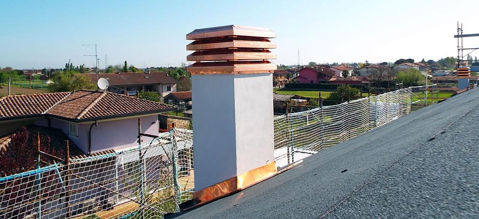 Canne fumarie inutilizzata - Stufe a pellet installazione canna fumaria ...