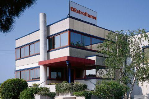 Extraflame - sede produttiva e amministrativa